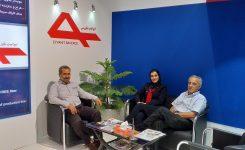 حضور مدیر عامل شرکت باورس در نمایشگاه بین المللی صنعت ساختمان